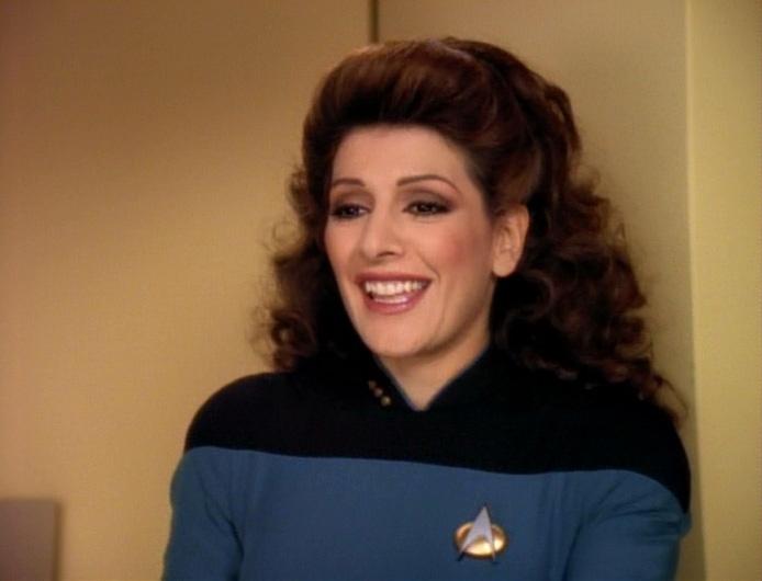 More. I'd starship enterprise adult tits the