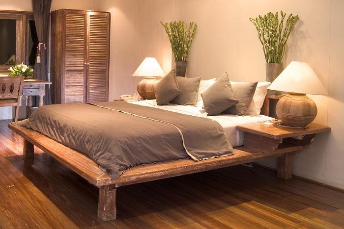 Bali style Bedroom bedroom resort Pinterest Bali style - laminat f r k chen