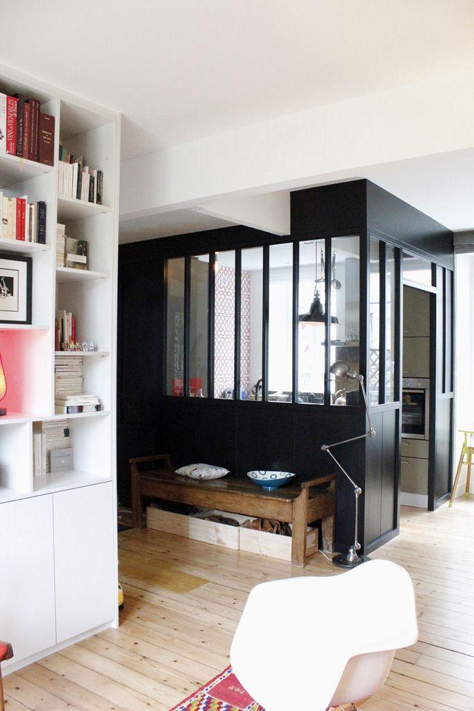 Projet N 10 R Novation D Une Maison De Ville Brest ATYPIQUE Architecte  Interieur