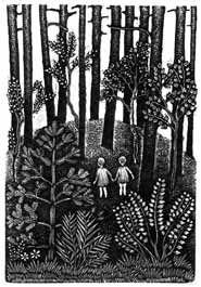 Иллюстрация к «Запруде» О. Берггольц