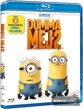 Despicable Me 2 (Blu-ray), 189:-