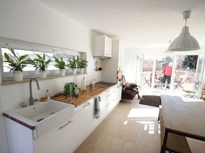 Haus Michaela in Buch a.Ammersee: 2 Schlafzimmer, für bis zu 4 Personen. 2 neuerbaute familienfreundliche Ferienwohnungen in einem 2-Fam, Haus Ammersee   FeWo-direkt