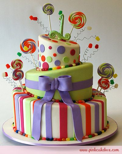 Crazy crazy cake: Themed 1St, Candy Themed, Amazing Cake, 1St Birthday Cakes, 1St Birthdays, Fun Cake, Party Ideas