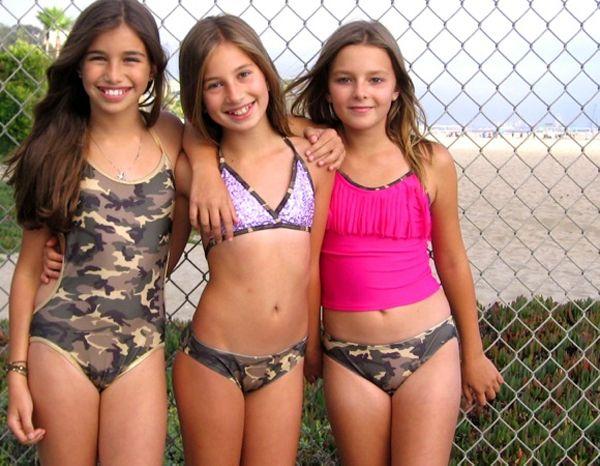 Teen Angel Bikini 3