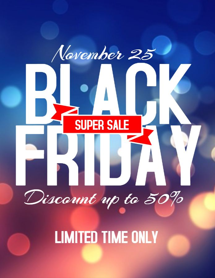 44 best Black Friday Flyer Templates images on Pinterest Flyer - discount flyer template
