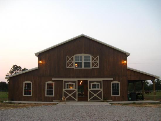 Best 25 Simple Horse Barns Ideas On Pinterest Saddlery