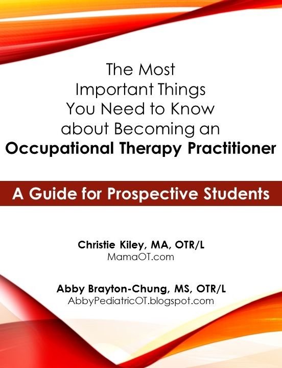 93 best occupational therapy students images on pinterest college free e book the most important things you need to know about becoming an fandeluxe Choice Image