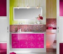 find this pin and more on alex and alyssas bathroom ideas - Girly Bathroom Ideas