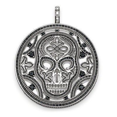 THOMAS SABO Rebel at Heart Sterling Silver pendant skull