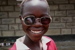 Smiles in the slums #enkifund #ronda