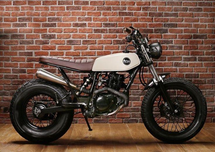 yamaha Tw 125 by Morex custom                                                                                                                                                                                 More
