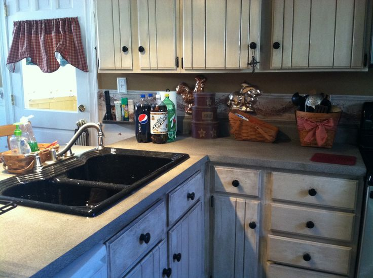 Fleck stone spray painted countertops My homemade crafts ? ...