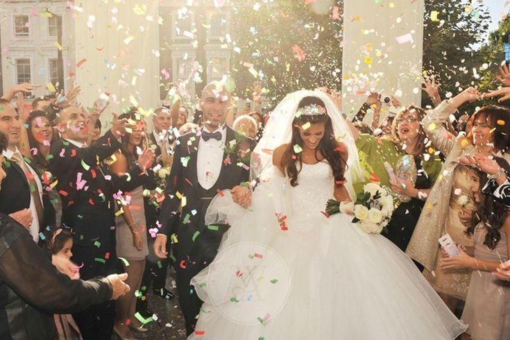 Real Weddings.  Fort Lauderdale Downtown