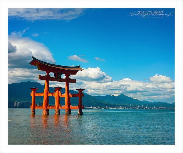 Grand Gate Shrine, Miyajima                                                                                                            Grand Gate Shrine, Miyajima (explored)             by        Vincent van der Pas      on        Flickr