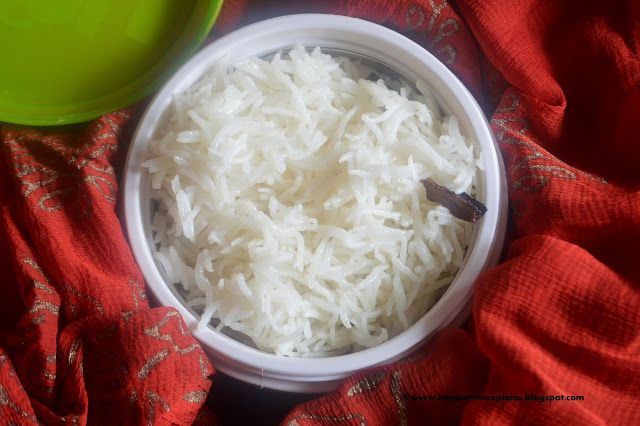 How to cook Basmati Rice perfectly