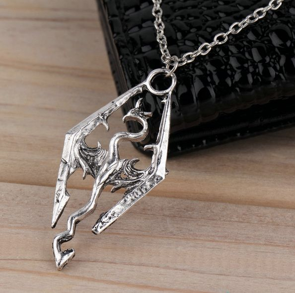 Elder Scrolls Skyrim Necklace