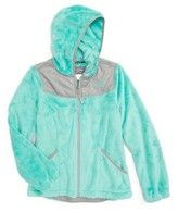 Girl's The North Face Oso Fleece Hoodie