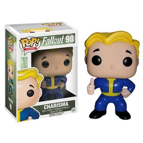 POP! - Games - Fallout Vault Boy Charisma