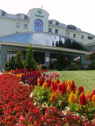 Hotel Kaskády and its surroundings   #luxury #holiday #hotel #kaskady #surroundings #nature