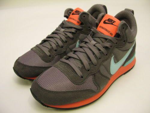 san francisco 13791 ebab1 ... Nike womens nike internationalist mid medium ash-hyper turquoise-  683967-200 ...