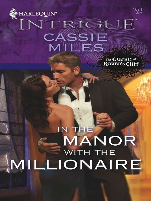 In The Manor With The Millionaire: Cassie Miles: 9780373693412: Amazon.com: Books