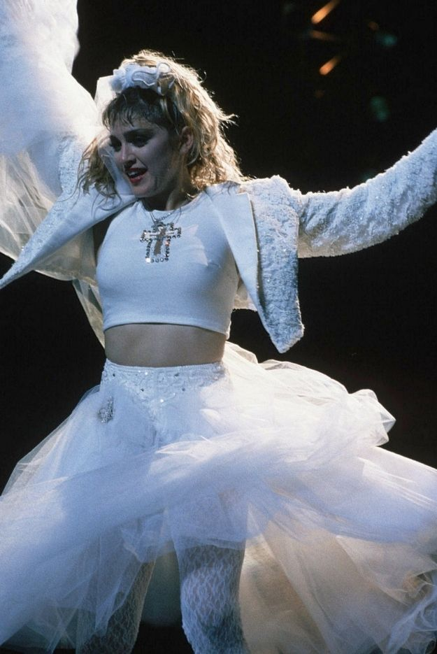 Inspirational Style Icon: Madonna