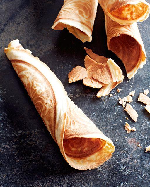 Sweet Paul's Norwegian Krumkaker Cookies Recipe