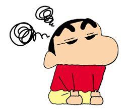 Crayon Shinchan - LINE Stickers