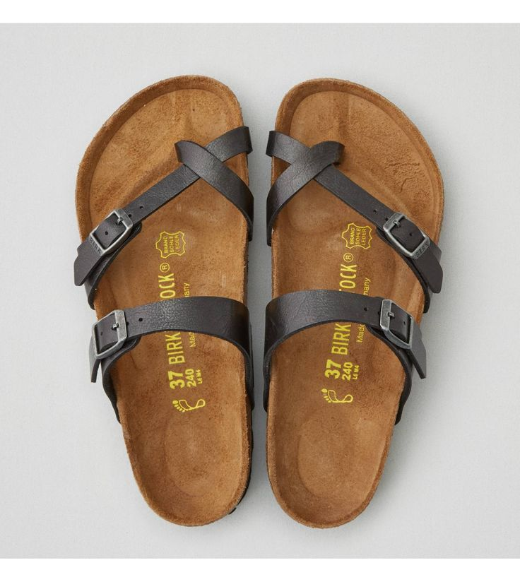 Black Birkenstock Mayari Sandals