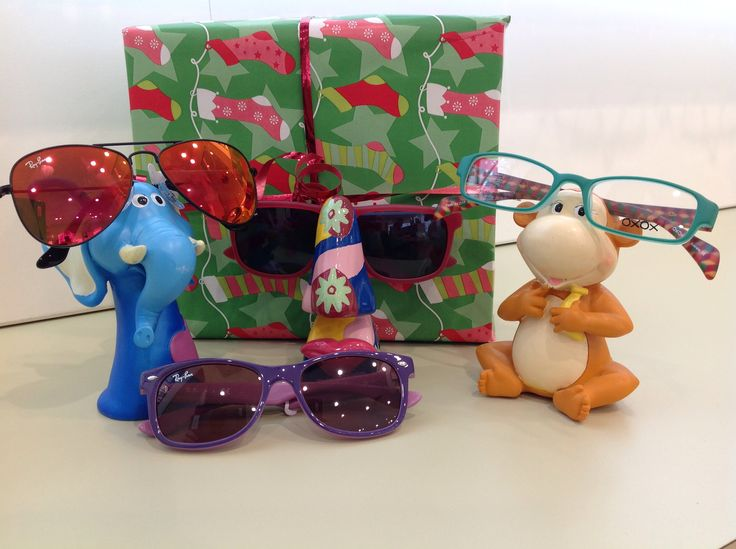 After some last minute stocking stuffers? Rayban Junior sunglasses would be a great gift for summer, and to protect young eyes from harmful UV.