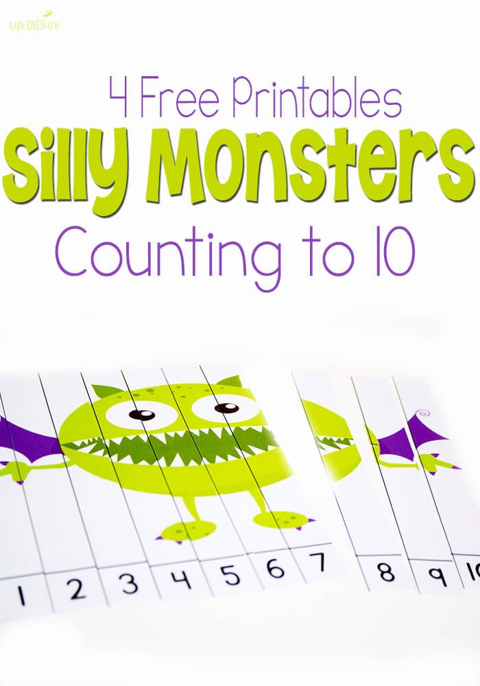 FREE Silly Monsters Count to 10                                                                                                                                                                                 More