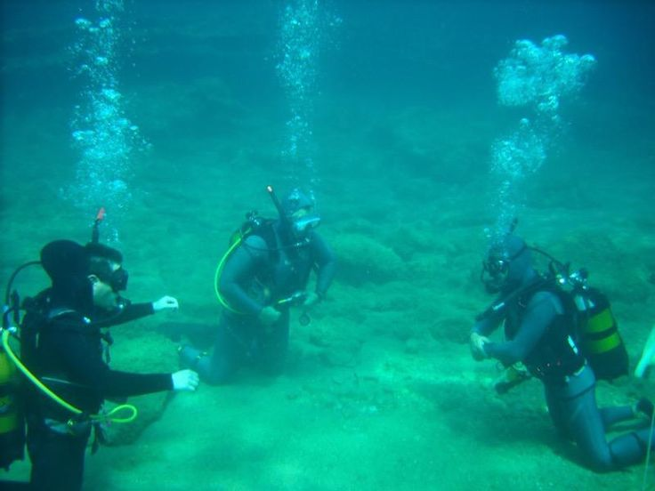 Diving enxursions in Kissamos, Chania Crete