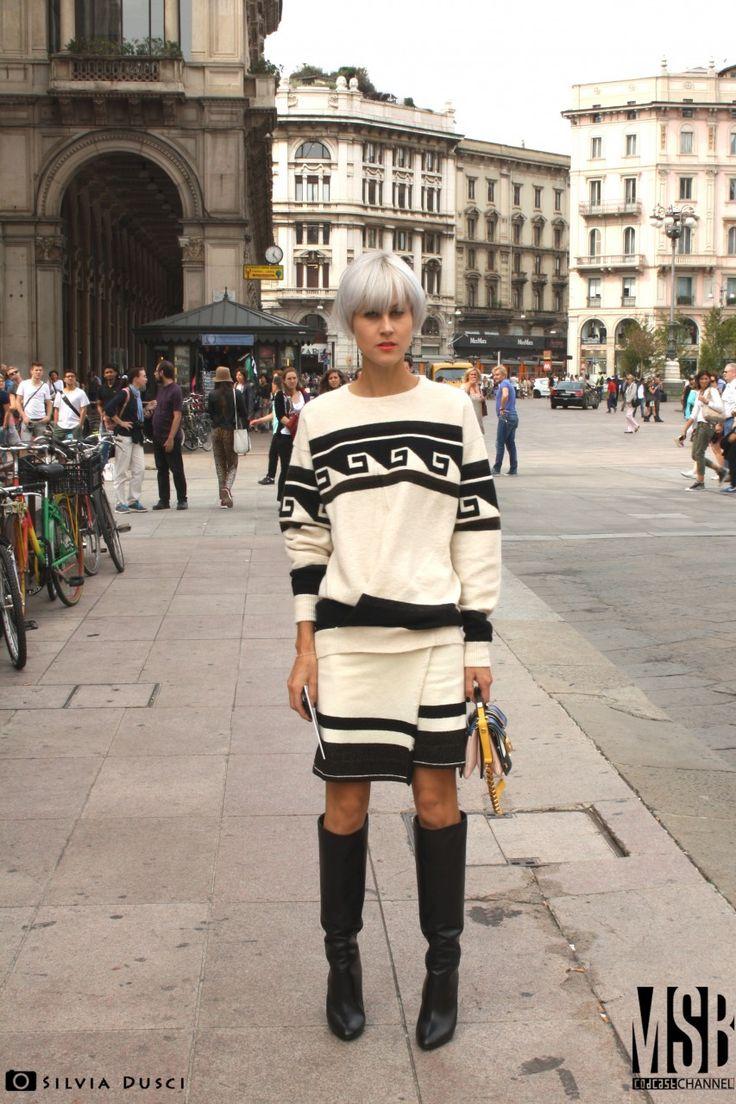 Milano Women Fashion Week Spring/Summer 2015 - Day 1: Stella Jean | Codcast Blog #moda #donna #style #fashion #outfits #streetstyle #milano #fashionweek