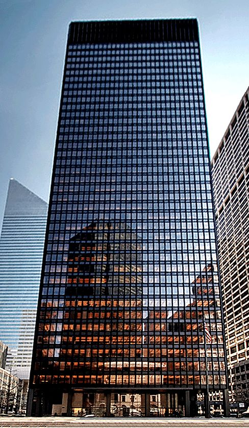 best 20 seagram building ideas on pinterest ludwig mies van der rohe modern architecture and. Black Bedroom Furniture Sets. Home Design Ideas