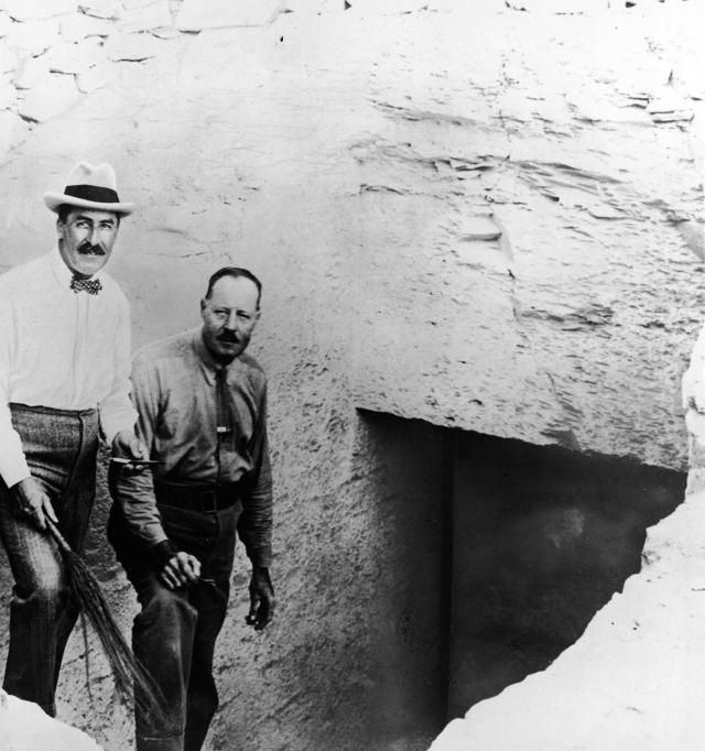 In November 1922, Howard Carter discovered not just an unknown ancient Egyptian tomb, but one that had lain nearly undisturbed for over 3,000 years. What lay within King Tut's tomb astounded the world.
