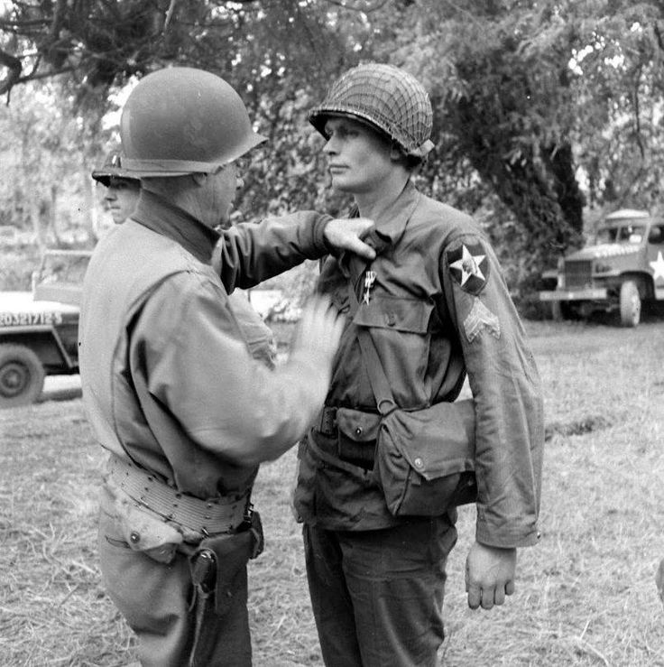 Cerisy-la-Forêt 2nd Infantry Division | G.I.s in Normandy ...
