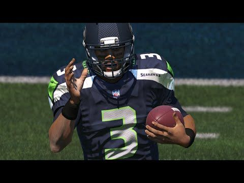 awesome RUSSELL WILSON KICK RETURN TOUCHDOWN! ALL SEAHAWKS SQUAD! Madden 15 Ultimate Team