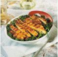 Spicy Grilled Calamari Steaks