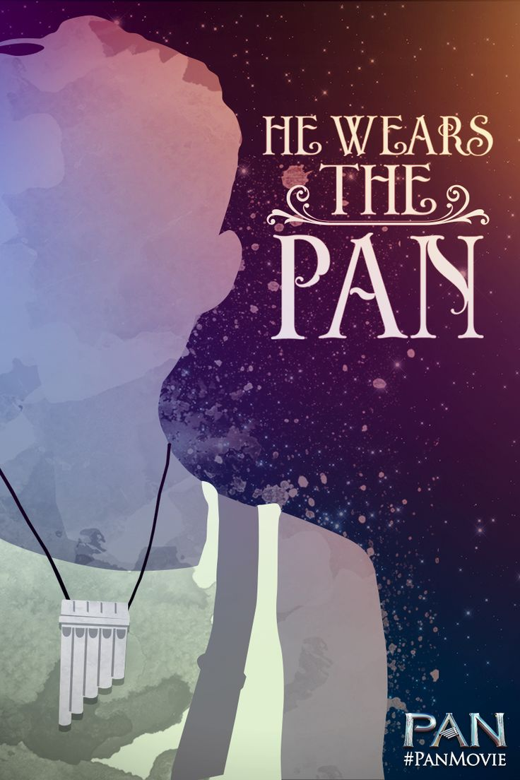 """The little one, he wears the pan."" To understand the end, you must start at the beginning. Discover the story of Peter before he was Neverland's Peter Pan!"