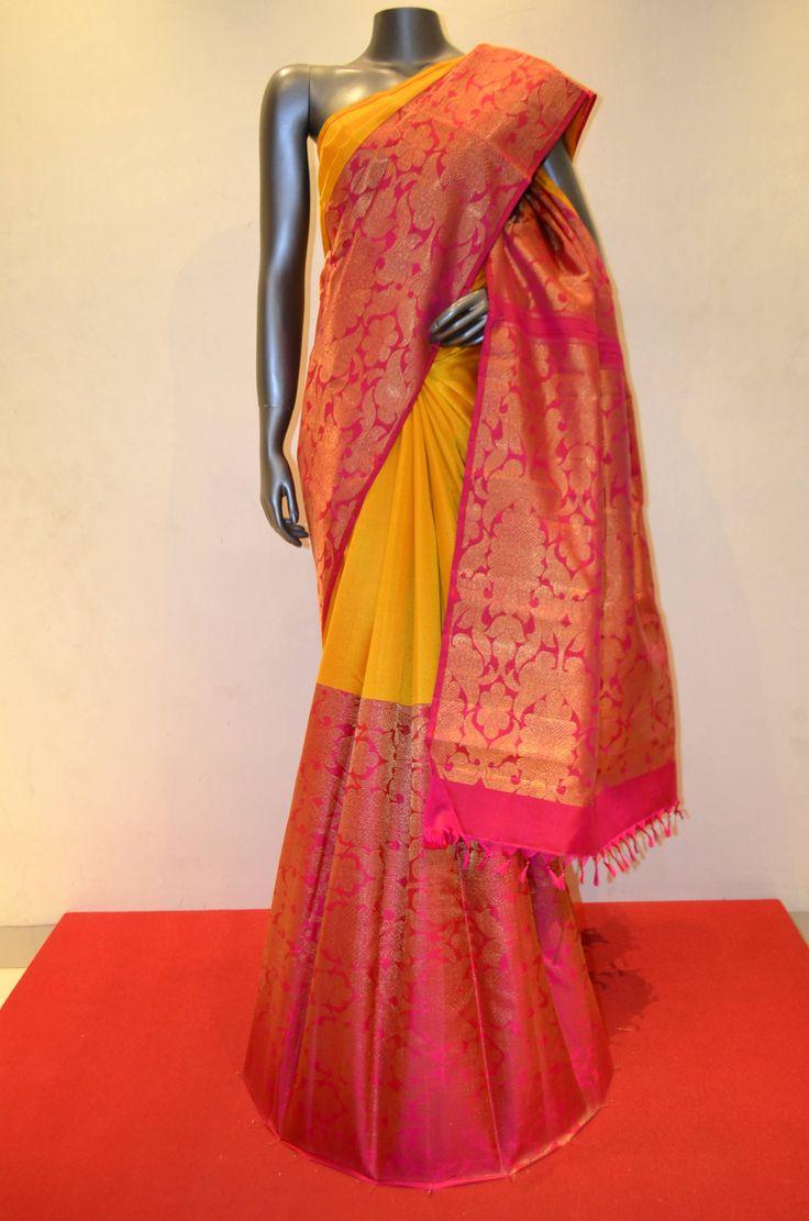 Bridal Sarees | Buy Kanjeevaram Silk Saree Online