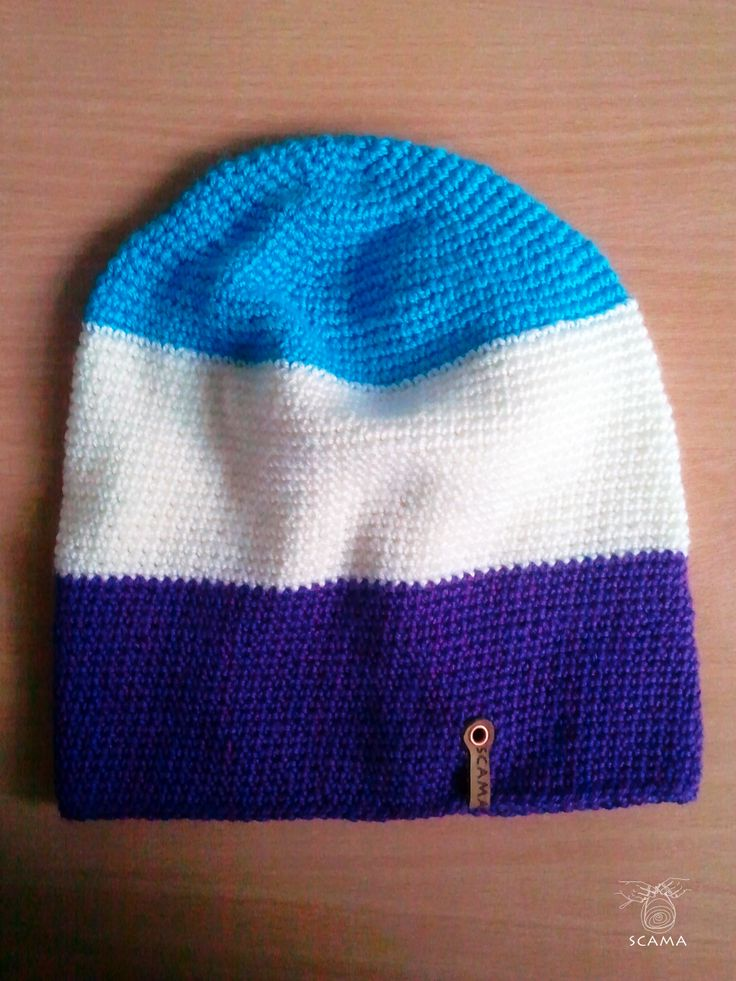 New beenie model from Scama.