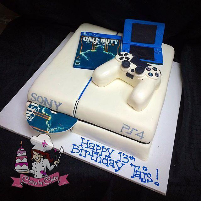 Bildergebnis Fur Cod Playstation Birthday Cake Geburtstag Kuchen