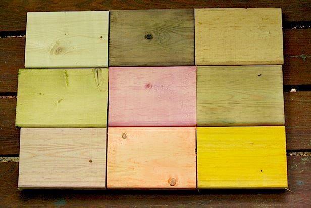 Como conservar la madera naturalmente - Ecocosas