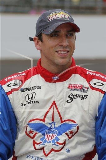 Justin Wilson age 37 1978 - 2015 He died of a head injury he sustained when debris struck him.  A Gentleman Racer.