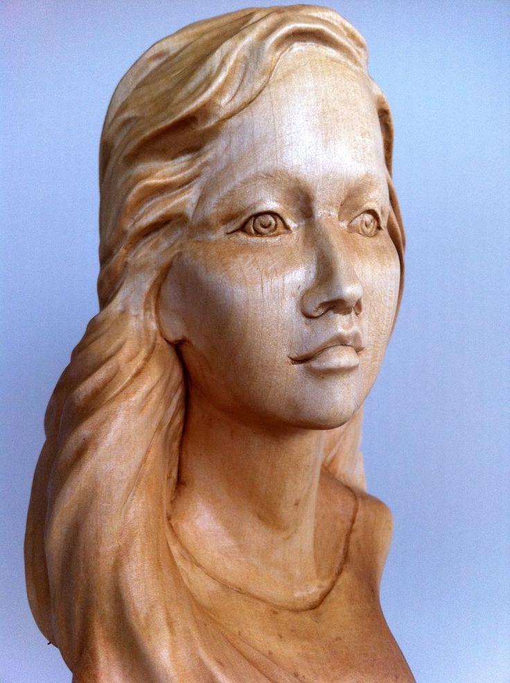 Best images about wood carving face women on