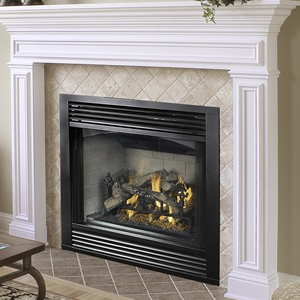 Vantage Hearth VersaFire Direct Vent Gas Fireplace - 42                                                                                                                                                     More