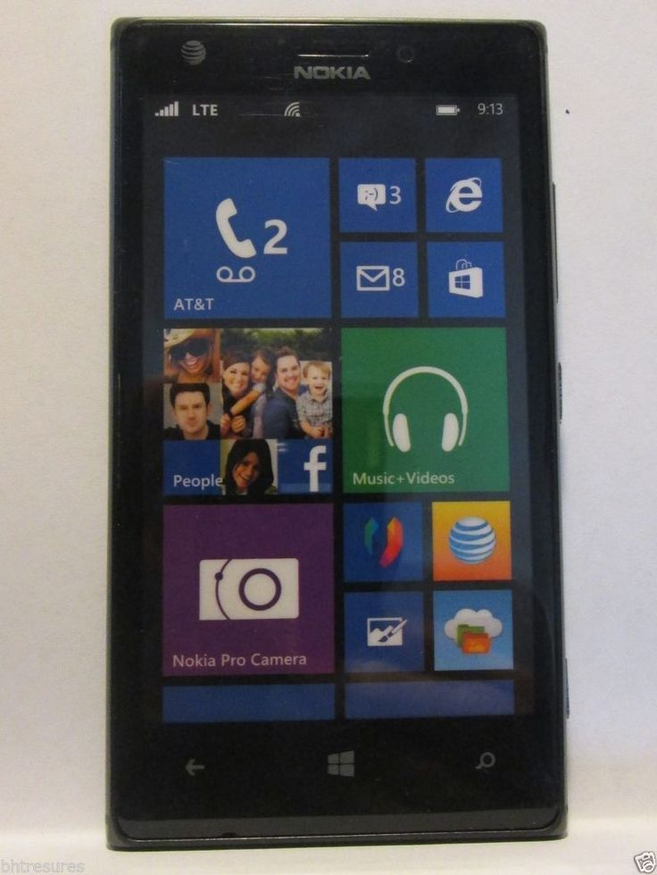 Boost Mobile Phones Walmart >> Non-Working Dummy Fake Nokia Carl Zeiss Jet Black Case Phone for AT&T #Nokia | Phones & Tablets ...