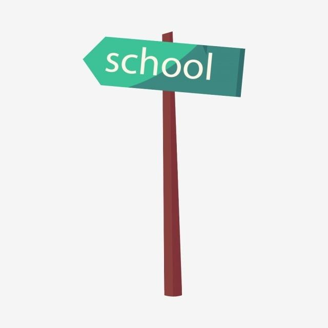 Hand Drawn Cartoon Street Sign Png Element Street Sign Free Element Transparent Material Png Transparent Clipart Image And Psd File For Free Download Street Signs Clip Art Signs