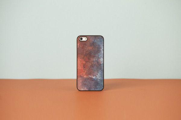Wood'd Cover iPhone  - Galassia -
