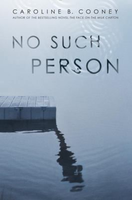 No such person - A murder mystery in a small town raises suspicions when a member of a well-regarded family in the community is implicated